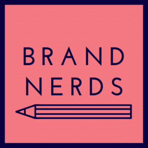 Brand Nerds affordable marketing logo